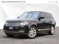 2016 Land Rover Range Rover Td6 HSE
