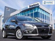 2014 Ford Focus Titanium NAV MOONROOF