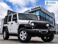 2016 Jeep Wrangler Unlimited Sport 1 OWNER NO ACCIDENT