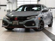2018 Honda Civic Hatchback Sport Touring HS CVT