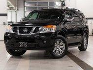 2015 Nissan Armada Platinum at