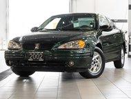 2002 Pontiac Grand Am 2Dr Coupe SE