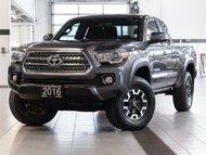 2016 Toyota Tacoma 4x4 Access Cab L4 SR+ 5M