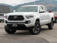 2016 Toyota Tacoma 4x4 Access Cab V6 SR5 6A