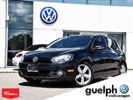 2012 Volkswagen Golf Sportline