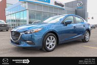 2018  Mazda3 GX Convenience Package