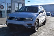 2018 Volkswagen Tiguan Highline 2.0T 8sp at w/Tip 4M