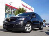 2016 Chevrolet Traverse LS - HITCH, TINT, B/U CAMERA, BLUETOOTH