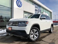 2018 Volkswagen Atlas Trendline 3.6L 4Motion Just Arrived