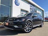2018 Volkswagen Golf AllTrack All Wheel Drive **DEMO**