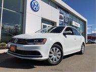 2015 Volkswagen Jetta TRENDLINE + 1.8T W/ SUNROOF