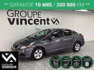 Honda Civic LX ** GARANTIE 10 ANS ** 2013