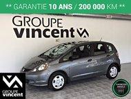 Honda Fit DX **GARANTIE 10 ANS** 2014