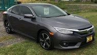 2016 Honda Civic touring Touring