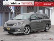 2013 Toyota SIENNA SPORT SE