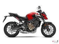 Honda CB650F  2018