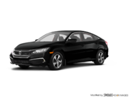 Honda Civic Sedan LX 2019