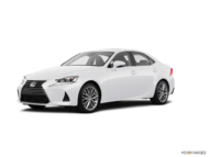 2019 Lexus IS 300 AWD SD CARD WITH BOOKS