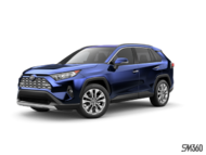 2019 Toyota RAV4 LTD AWD WITH BOOKS