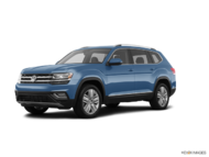 2019 Volkswagen Atlas Execline 3.6L 8sp at w/Tip 4MOTION