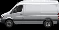 2018 Mercedes-Benz Sprinter CARGO VAN 3500