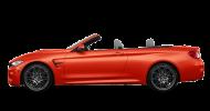 BMW M4 Cabriolet  2018