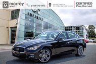 2015 Infiniti Q50 LIMITED NAVIGATION LEATHER NO ACCIDENTS