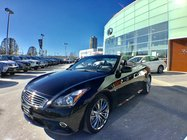 2015 Infiniti Q60 Convertible Sport Hi-Tech Package with 27795 KMs !