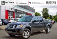 2015 Nissan Frontier SV 4X4 CREWCAB AUTOMATIC