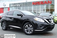 2017 Nissan Murano SL LEATHER, NAVIGATION