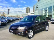 2016 Volkswagen Tiguan Comfortline - Technology Package