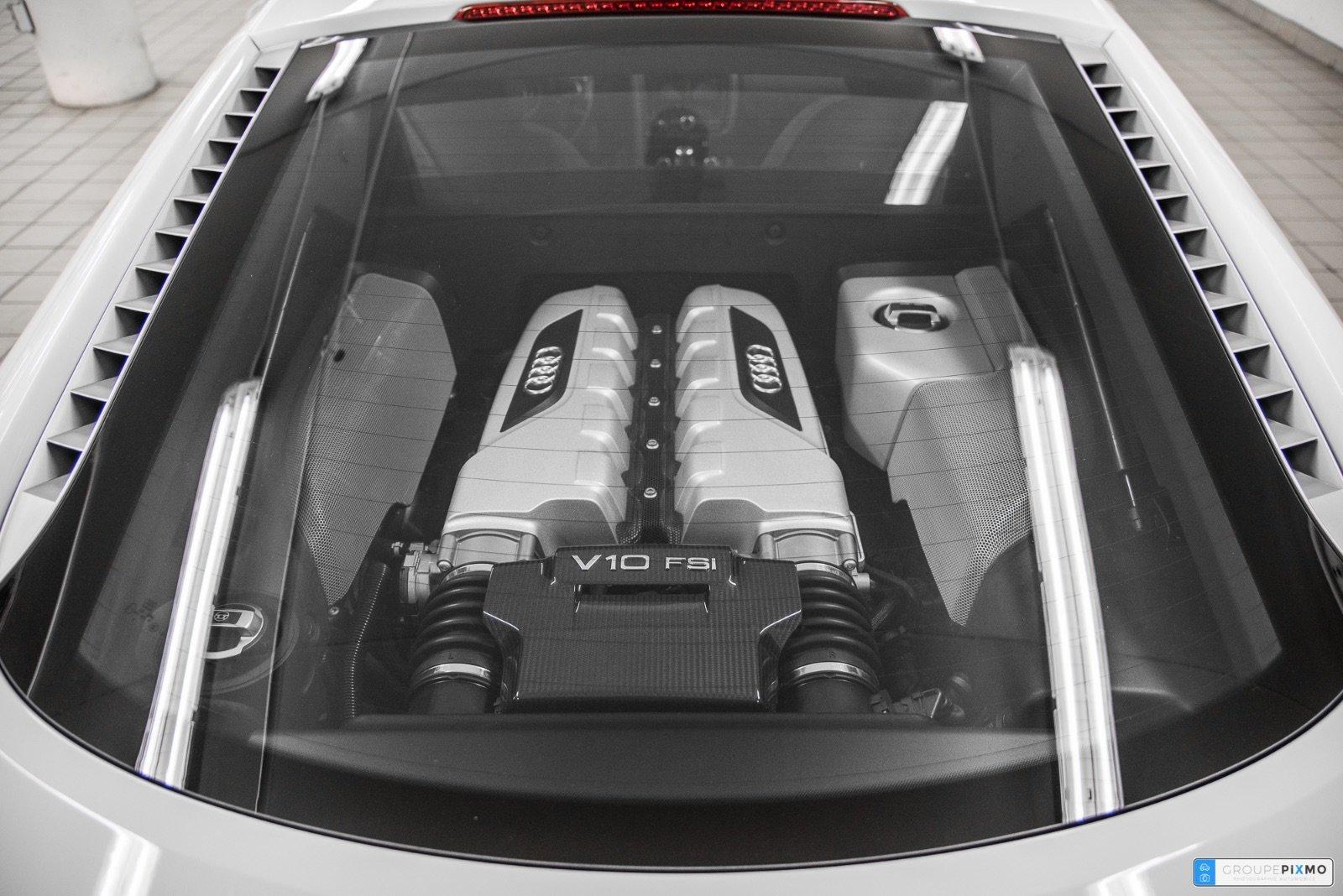 2010 Audi R8 V10 COUPE 6 VITESSES