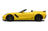 2016  Corvette convertible