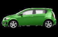 2016  Sonic Hatchback