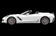 2017  Corvette Convertible Grand Sport