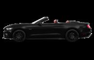 2017  Mustang Convertible
