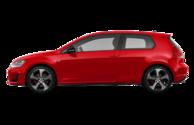 2017  Golf GTI 3-doors