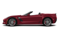 Corvette Cabriolet Z06 2019