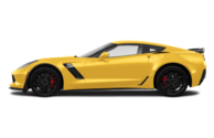 Corvette Coupé Z06 2019