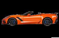 Corvette ZR1 Cabriolet 2019
