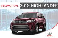 Toyota 2018 Highlander Limited V6 AWD