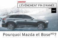 Pourquoi Mazda et Bose?