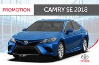 Camry SE 2018