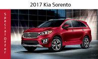 2017 Sorento LX 2.4L FWD