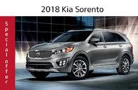 2018 Sorento LX 2.4L FWD