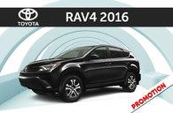 RAV4 FWD LE 2016