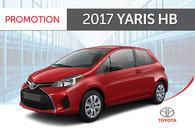 2017 Yaris Hatchback