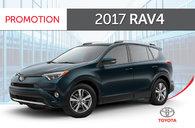 2017 RAV4 FWD LE
