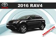 2016 RAV4 FWD LE