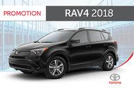 Toyota RAV4 AWD LE <br> 2018